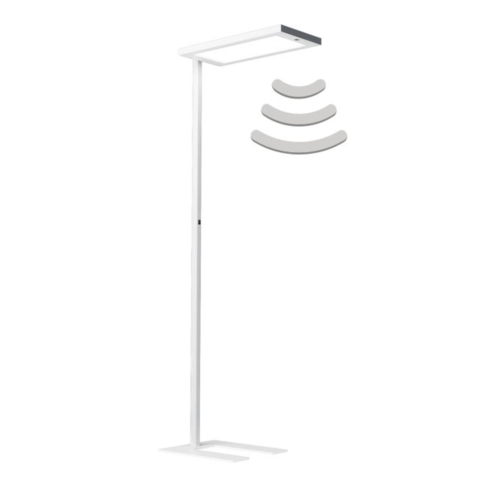 LED-gulvlampe Dotoo.Free DFS 13000 840/R