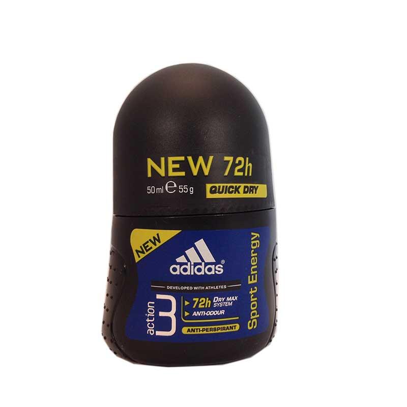 Adidas Deodorant Sport Energy 72h - 60% rabatt