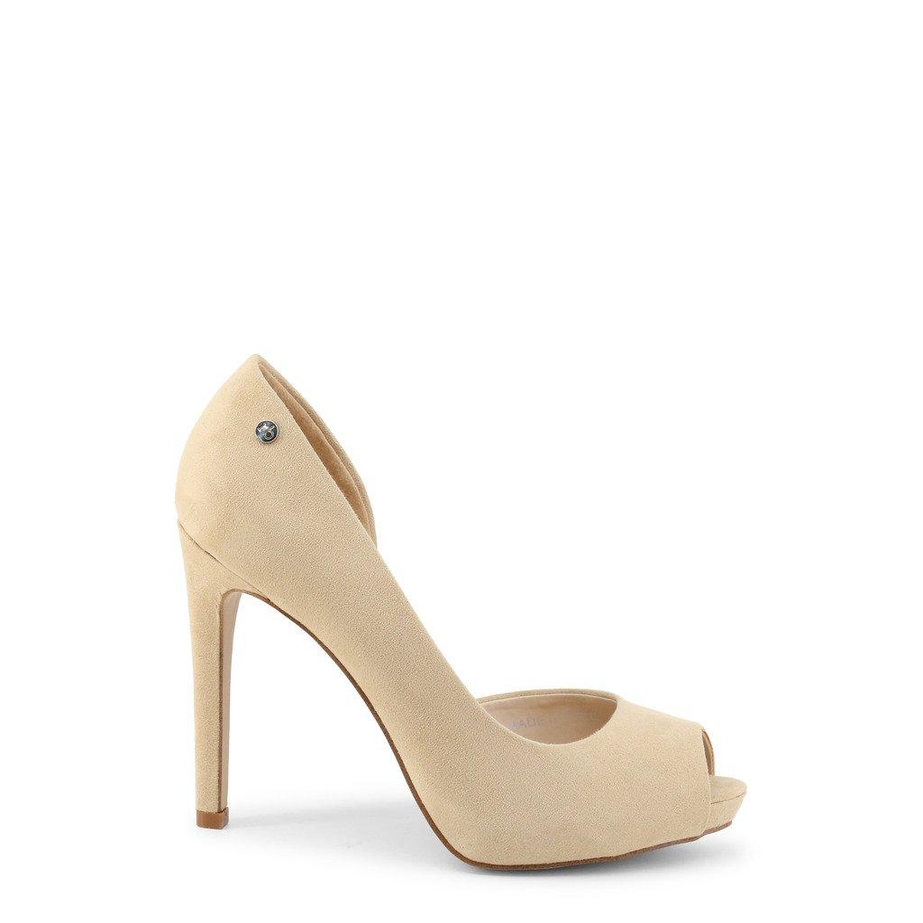 Roccobarocco Women's Heel Brown RBSC0LY03CAM - brown EU 36