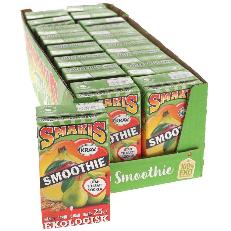 Eko Smoothie Mango & Päron 18-pack - 45% rabatt