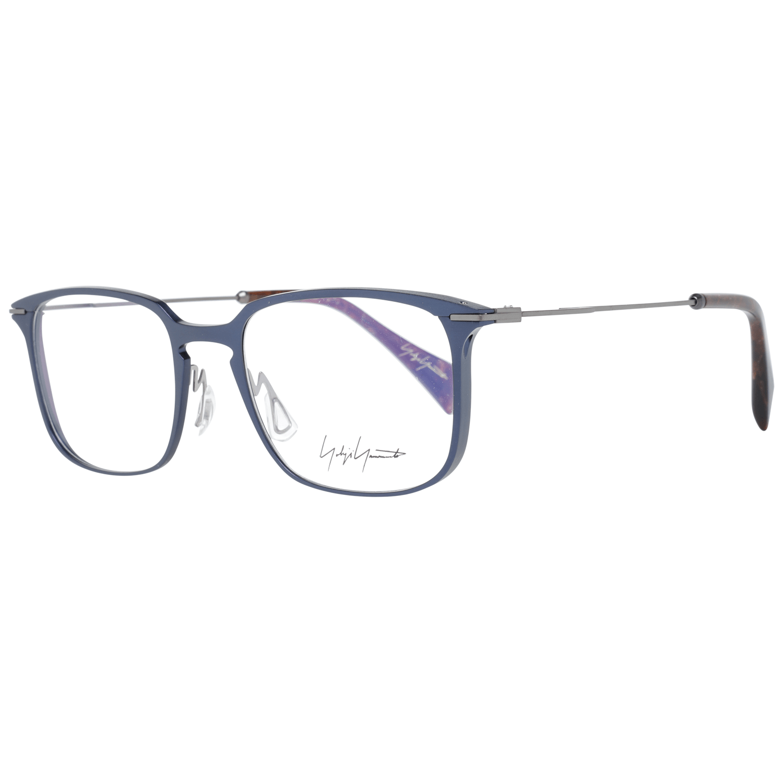 Yohji Yamamoto Men's Optical Frames Eyewear Blue YY3029 51606