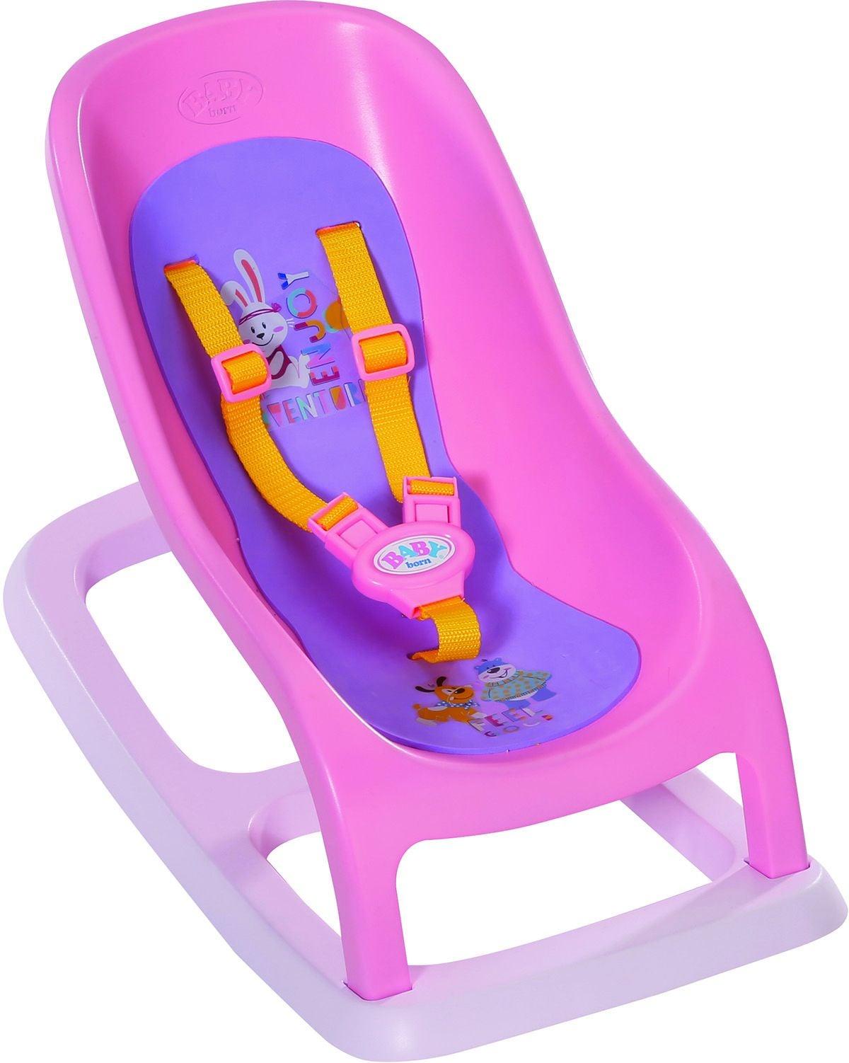 Baby Born Nukentarvikkeet Bouncing Chair