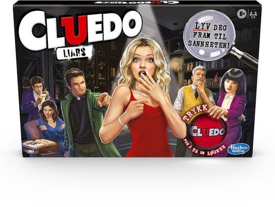 Cluedo Det Klassiske Detektivspillet Løgner Edition