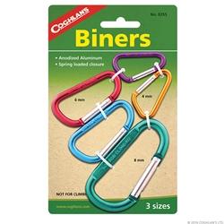 Coghlans Multi-Pack Biners