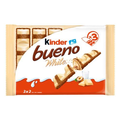 Kinder Bueno White - 117 gram