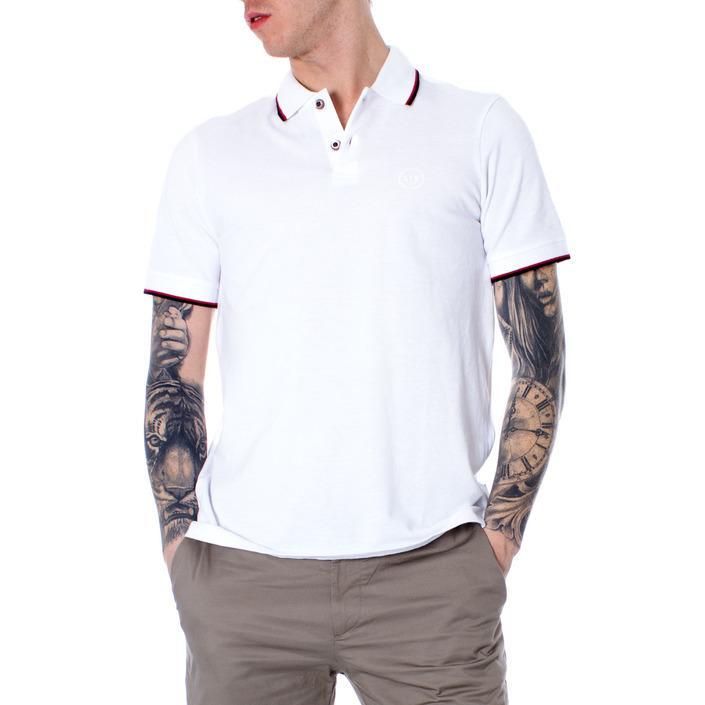 Armani Exchange Men's Polo Shirt White 166231 - white S