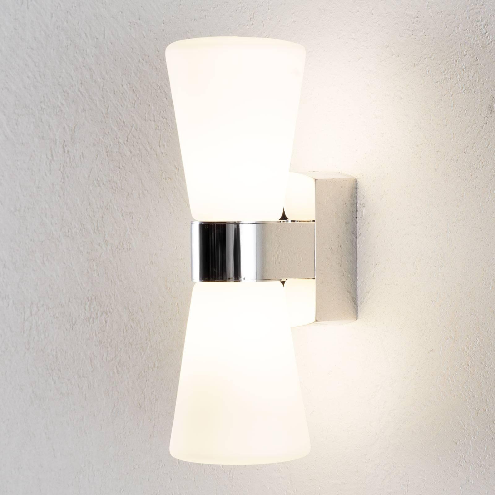 Vakkert utformet LED-vegglampe Cailin - IP44