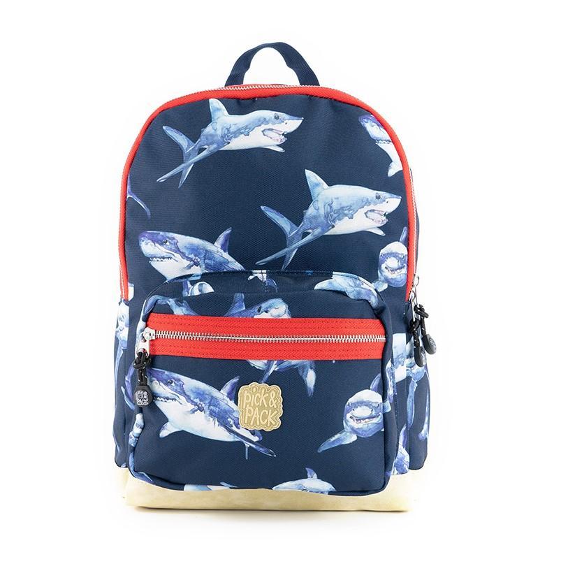 Pick & Pack - Backpack 10 L - Shark Navy Blue (515127)