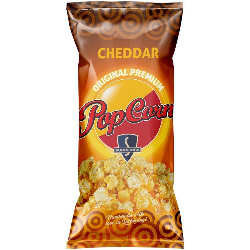 Popcorn Cheddar - 22% rabatt