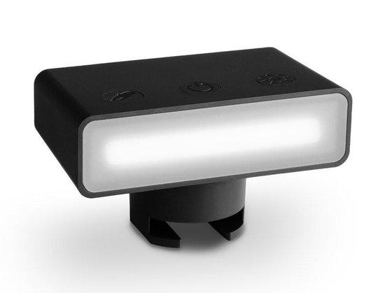 ABC Design LED Lampe til Barnevogn, Black