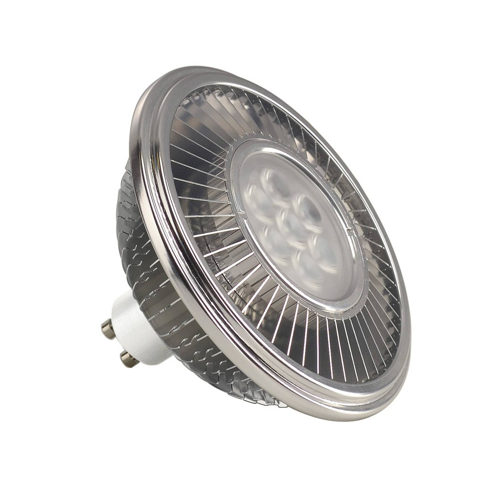 SLV-LED-heljastinlamppu GU10 111mm 13W 30° 2 700 K