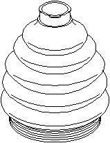 Dammskydd, drivaxel, På hjulsidan, Bakaxel höger, Bakaxel vänster, Bakaxel, båda sidor, Fram, höger eller vänster, framaxel höger, framaxel vänster
