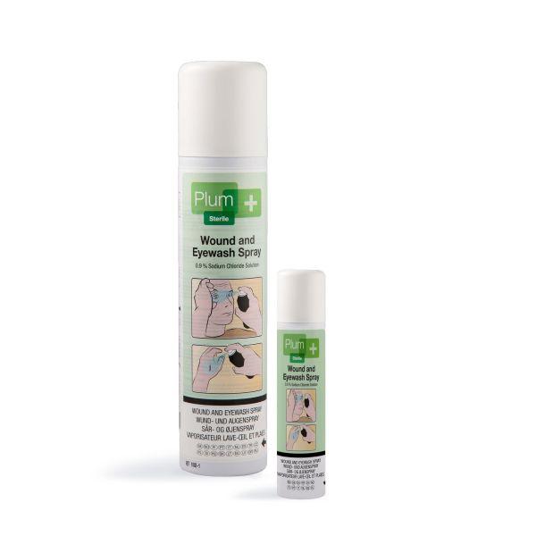 Plum 45530 Sår- og øyedusj spray 50 ml