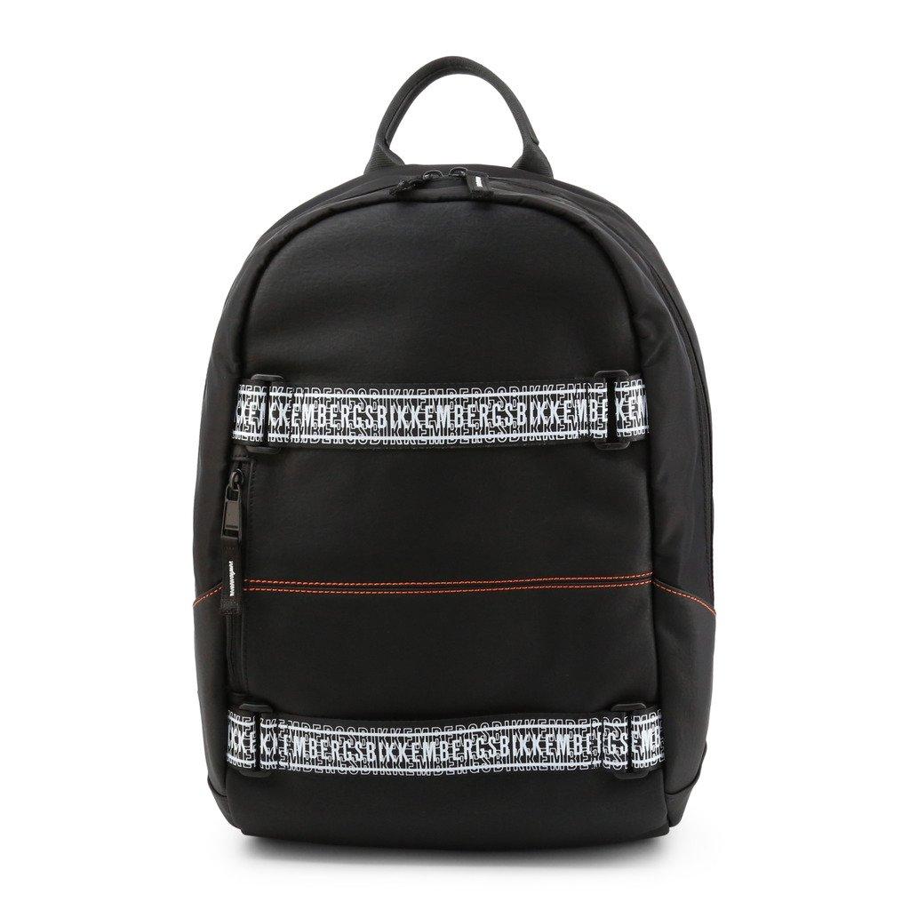 Bikkembergs Men's Backpack Various Colours E4APME3A0045 - black NOSIZE
