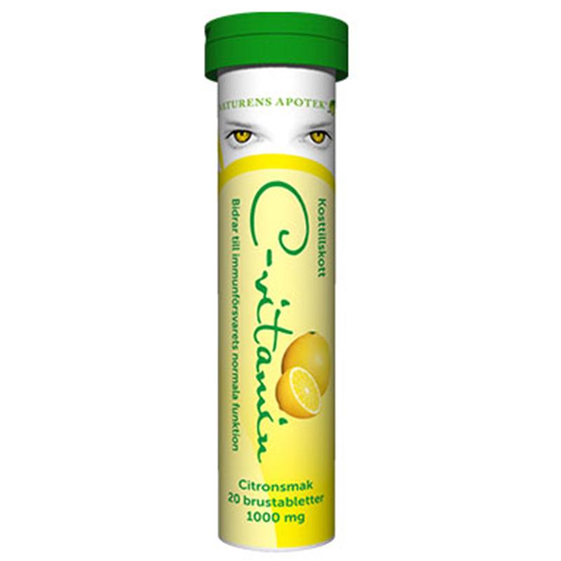 Kosttillskott C-vitamin 90g - 40% rabatt