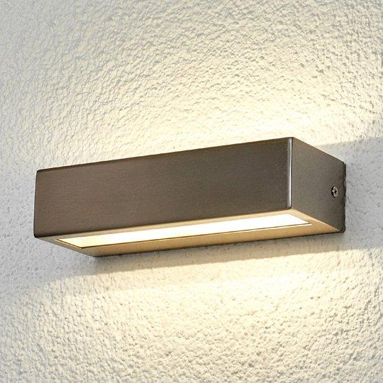 Patrica – suoralinjainen LED-ulkovalaisin, rosteri