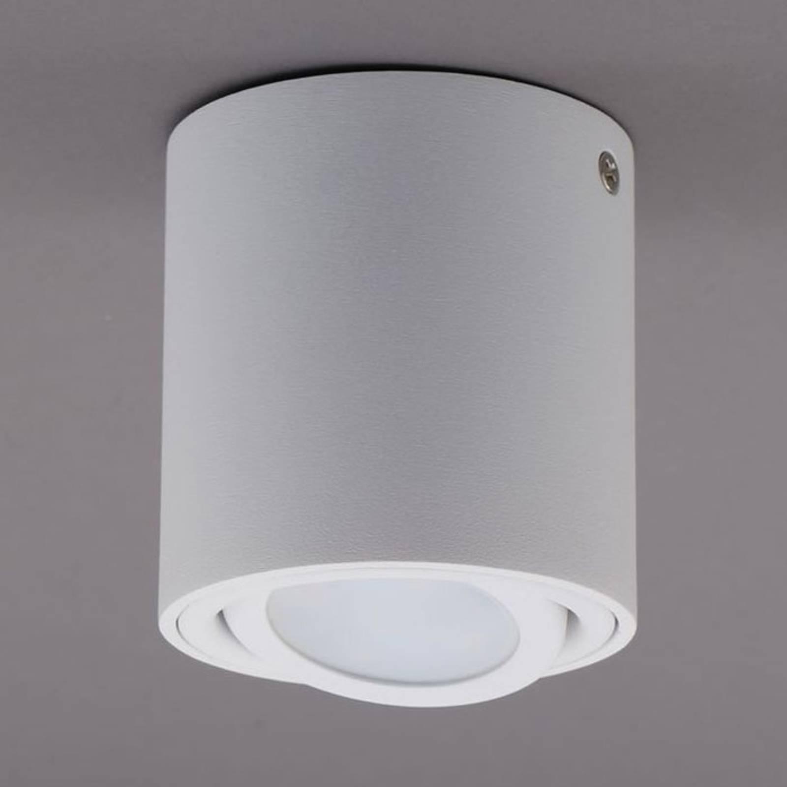LED-kattovalaisin 7119, GU10, valkoinen