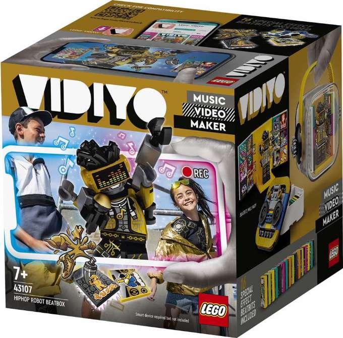 LEGO VIDIYO - HipHop Robot BeatBox (43107)