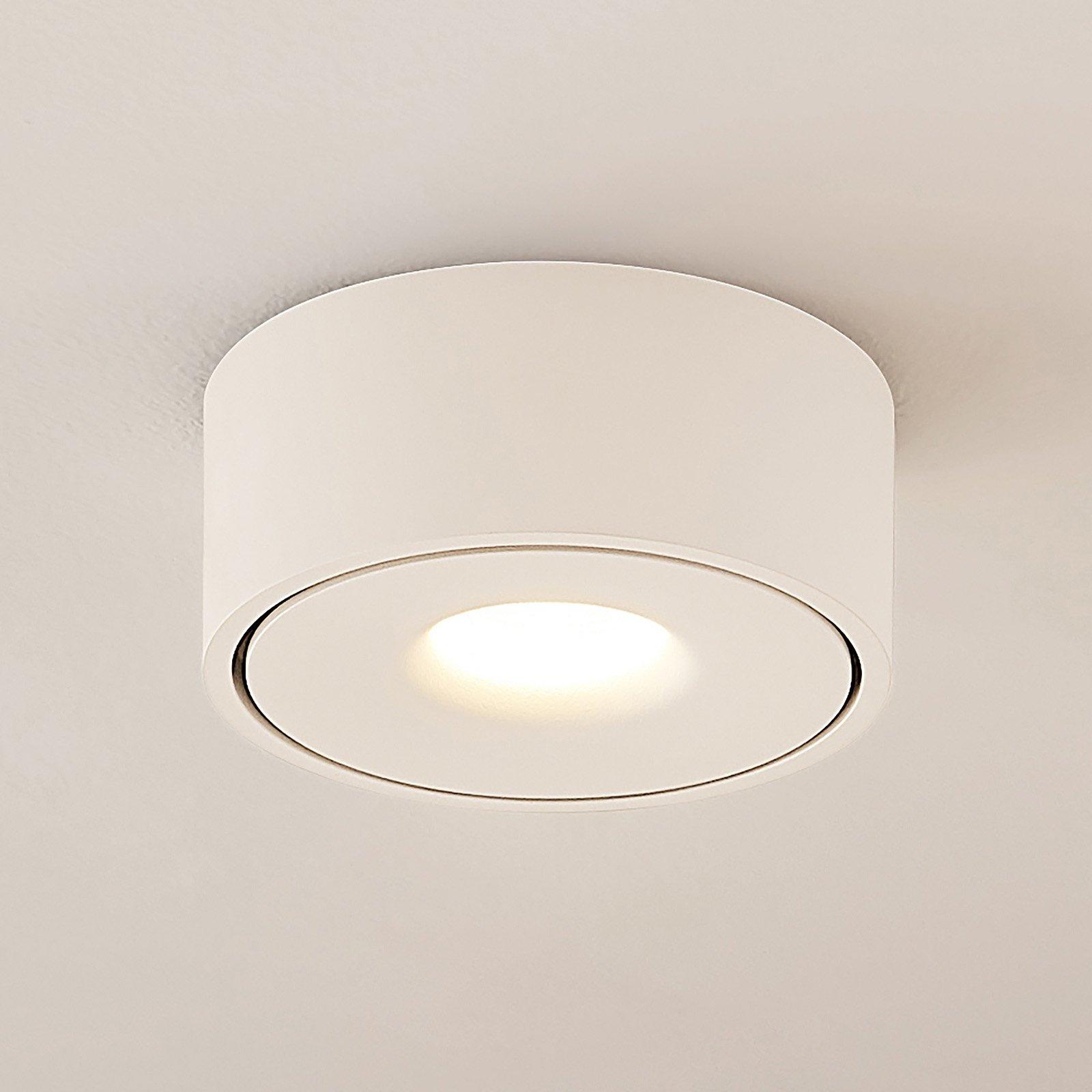 Arcchio Ranka LED-taklampe, hvit