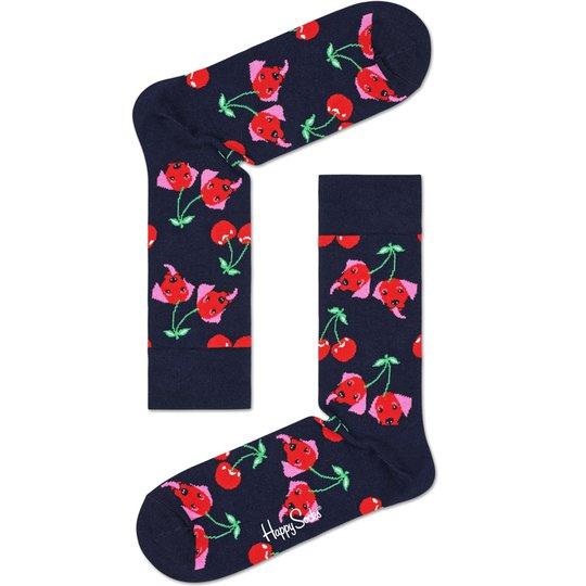 Cherry Sock Stl 41-46 - 40% rabatt