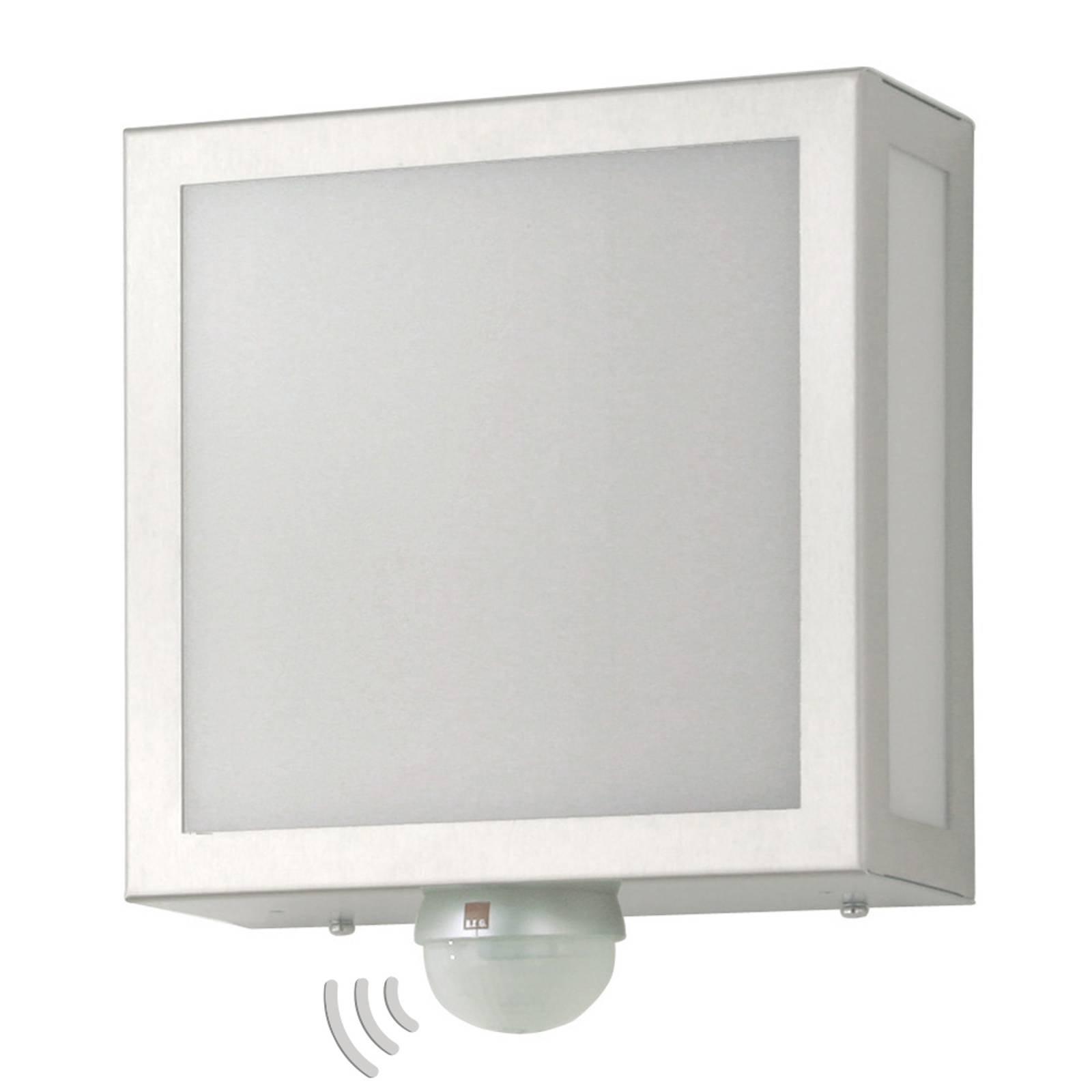 Utendørs MARTIN vegglampe med sensor