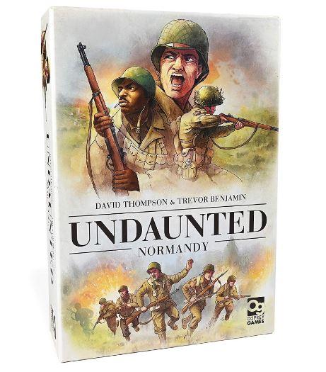 Undaunted - Normandy (EN) (OG3470)