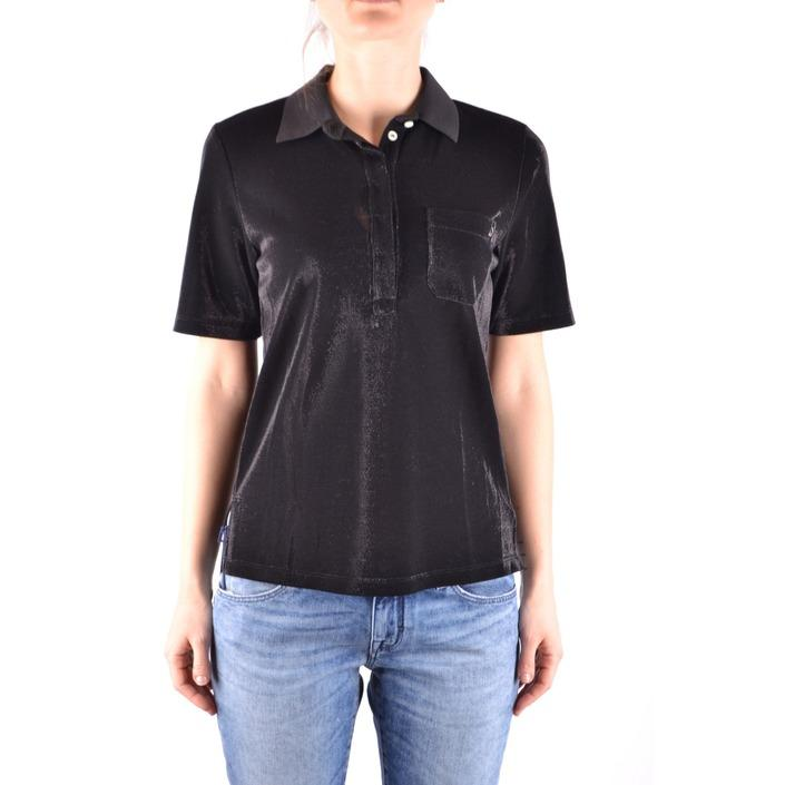 Jacob Cohen Women's Polo Shirt Black 162537 - black S