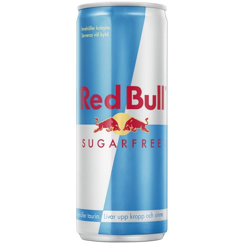 "Energiajuoma ""Red Bull Sugarfree"" 250ml - 20% alennus"