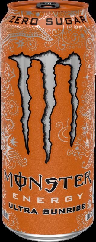 Monster Ultra Zero Sunrise 473ml
