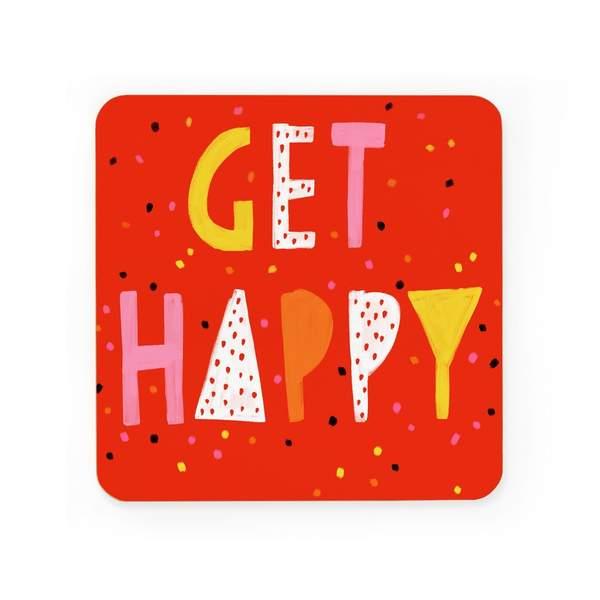 Get Happy Coaster