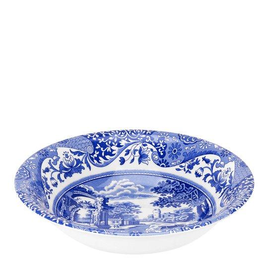 Spode - Blue Italian Skål 20 cm
