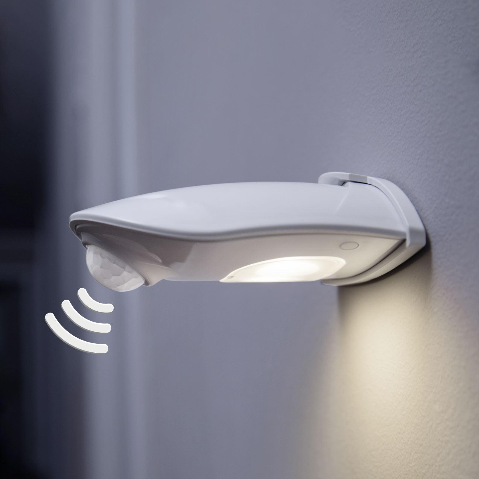 LEDVANCE Door Down LED-ulkoseinälamppu valkoinen