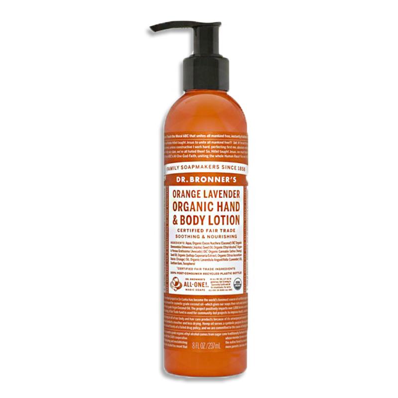 Lotion Orange Lavender - 63% rabatt