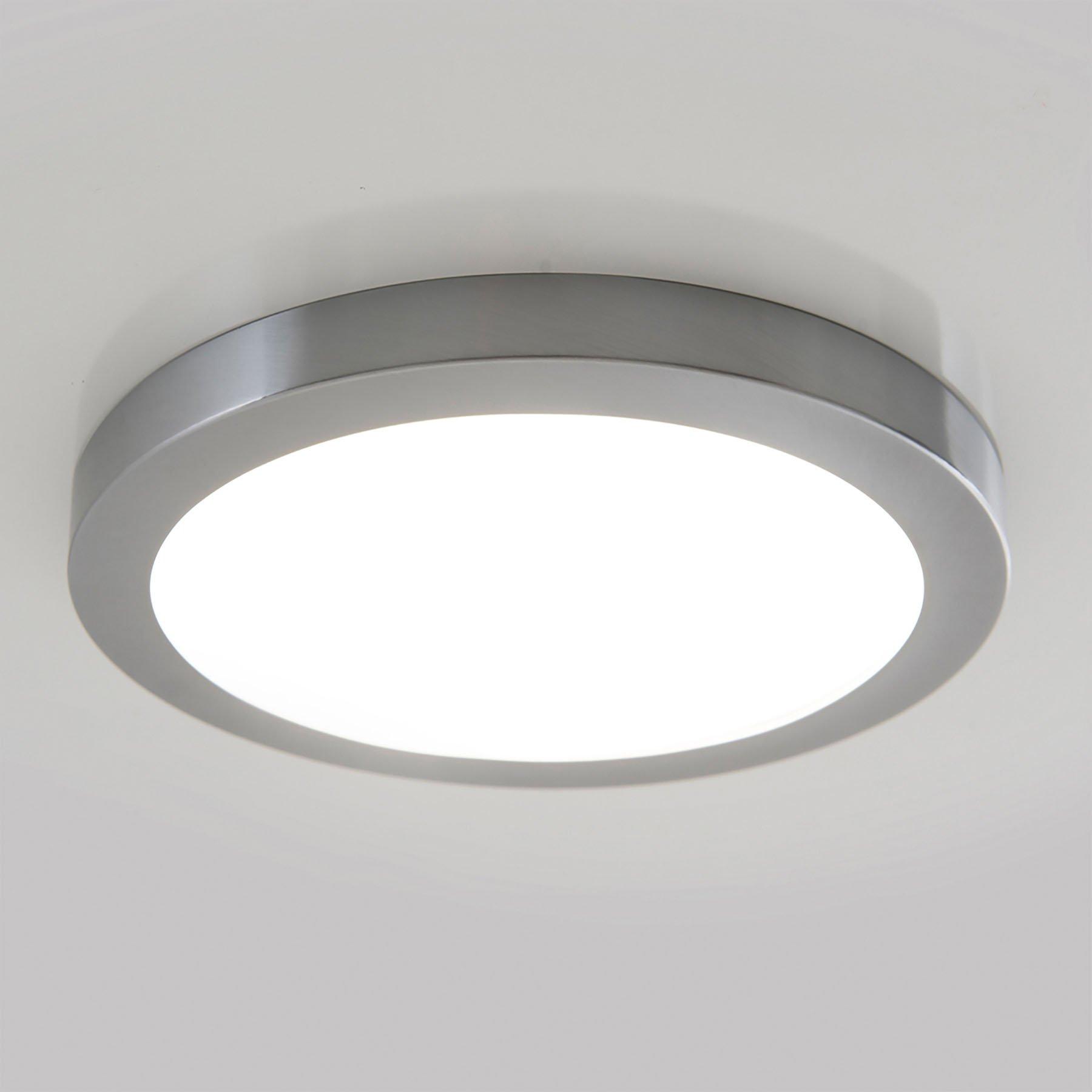Bonus LED-taklampe med magnetring, Ø 22,5 cm