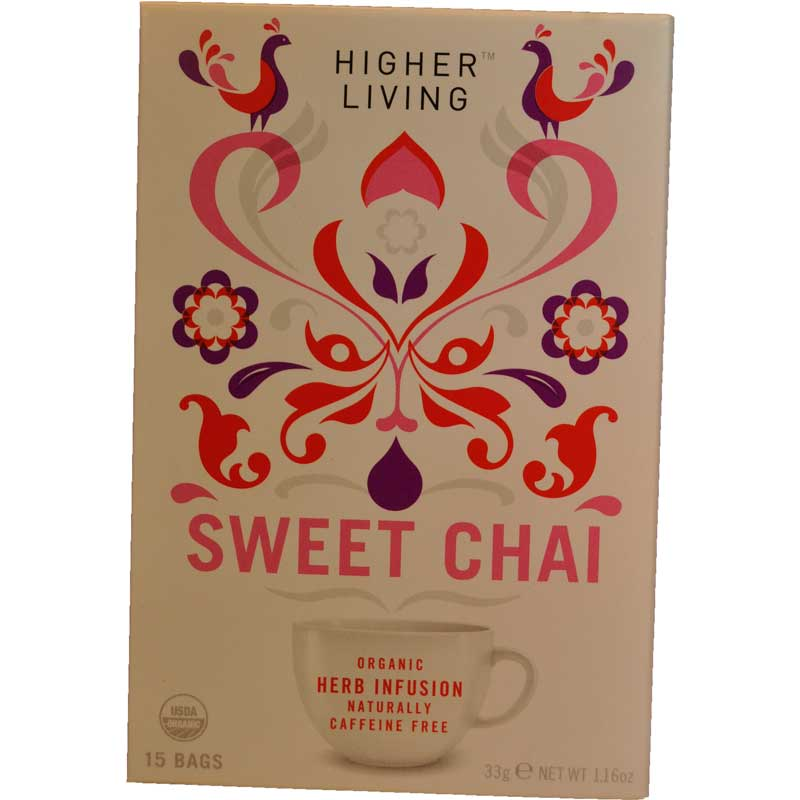 Sweet Chai te - 58% rabatt