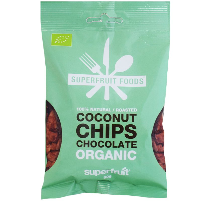 Eko Kokoschips Choklad - 32% rabatt