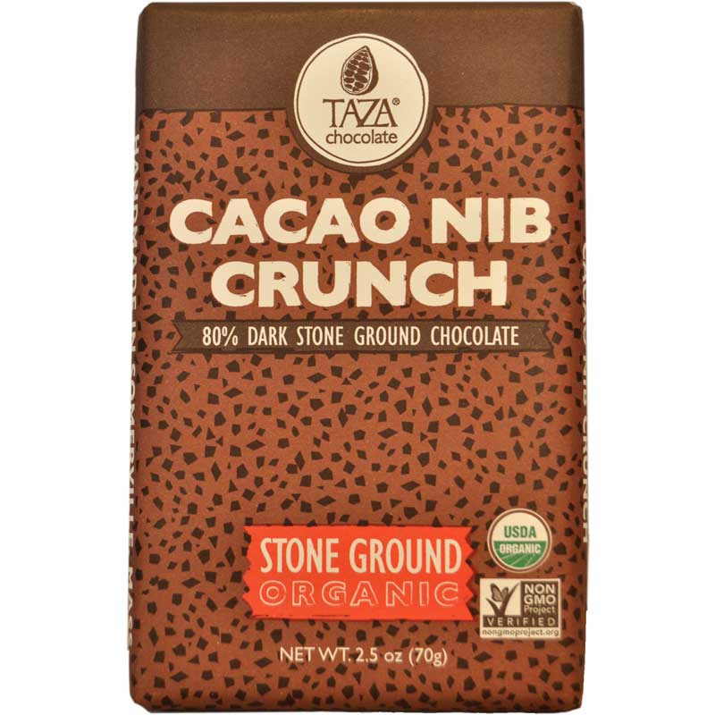 Cacao Nib Crunsh - 72% rabatt