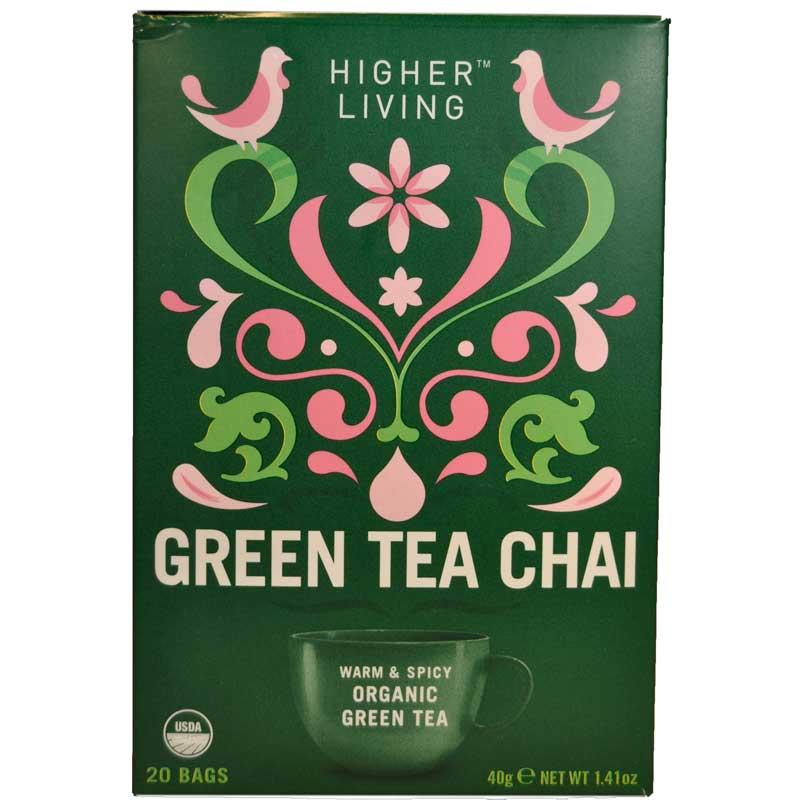 Green tea Chai - 67% rabatt