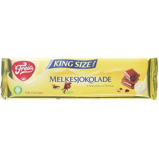 Mjölkchoklad King Size - 53% rabatt
