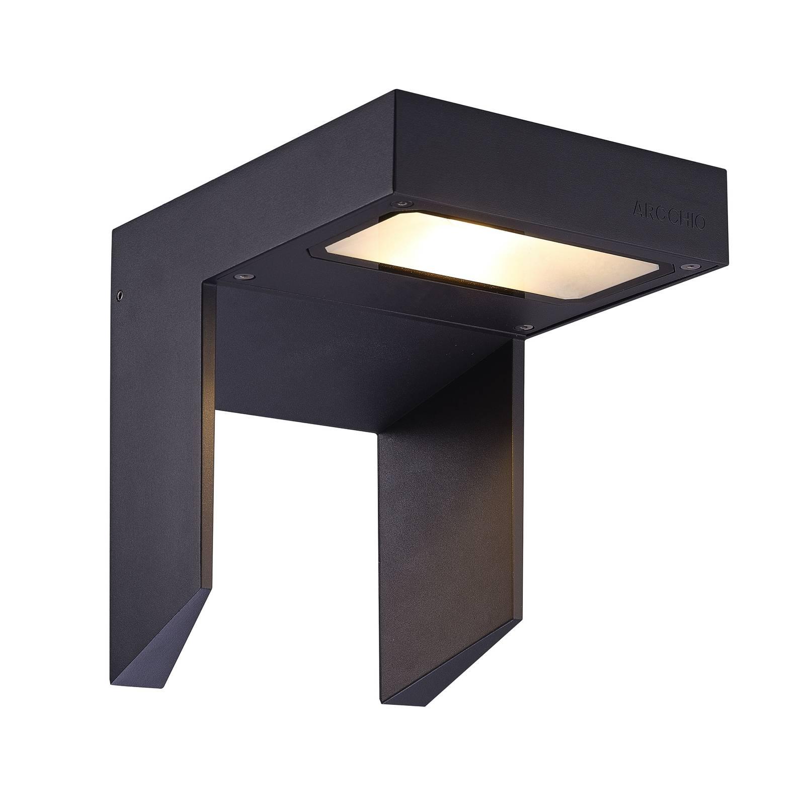 Arcchio Dynorma -LED-ulkoseinälamppu