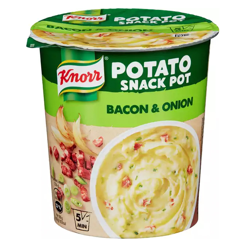 Bacon- & Potatismosmix - 19% rabatt