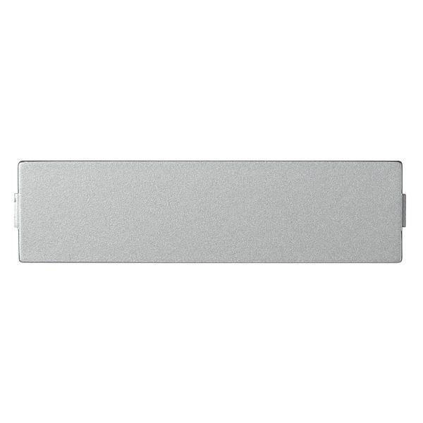 Elko EKO05175 Sovitin yhdistelmäkehyksille Alumiini