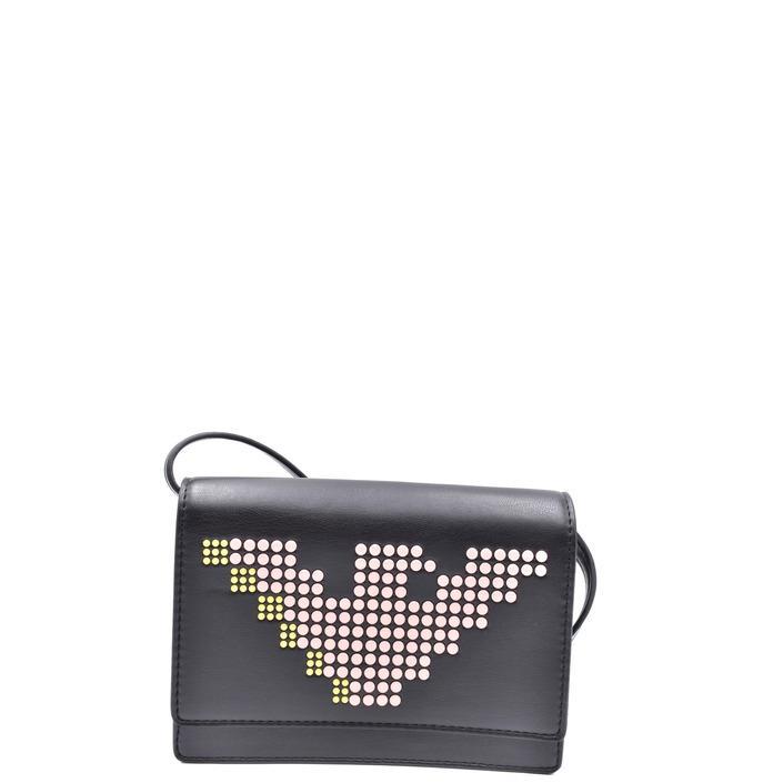 Emporio Armani Women's Clutch Bag Black 264263 - black UNICA