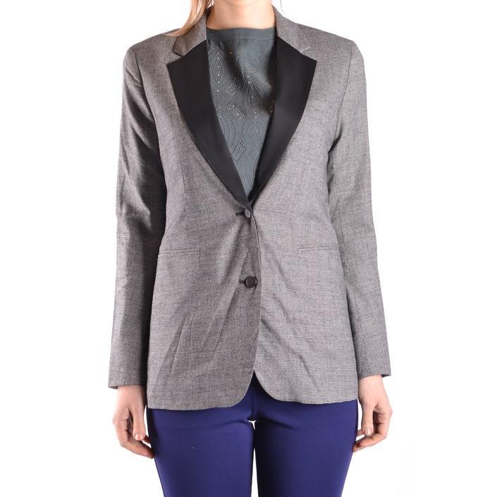 Jacob Cohen Women's Blazer Grey 162524 - grey 40