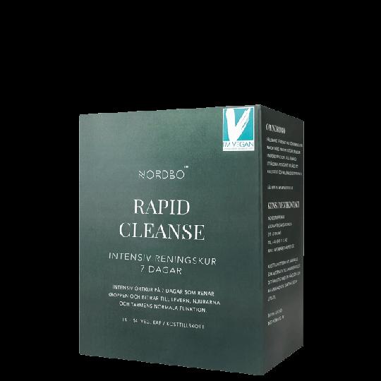 Nordbo Rapid Cleanse, 2 x 14 kapslar