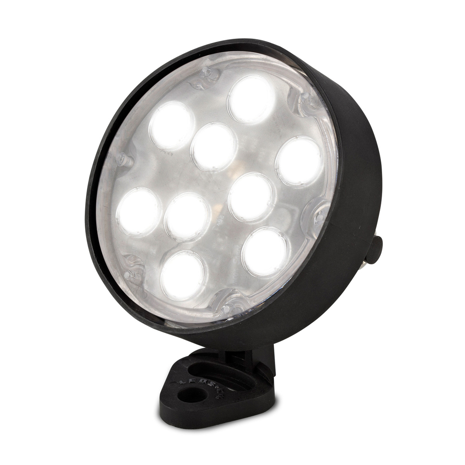 Vedenalainen LED-kohdevalo Aqua, halk. 10,4 cm