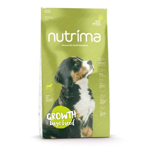 Nutrima Growth Puppy Large Breed (12 kg)