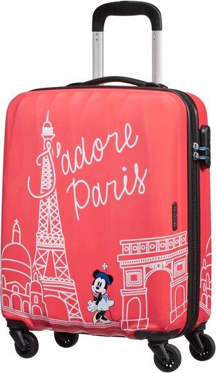 American Tourister Alfatwist Koffert 36L Minni Mus, Paris