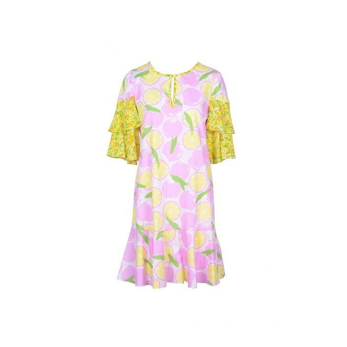 Boutique Moschino Women's Dress Multicolor 171688 - multicolor 40