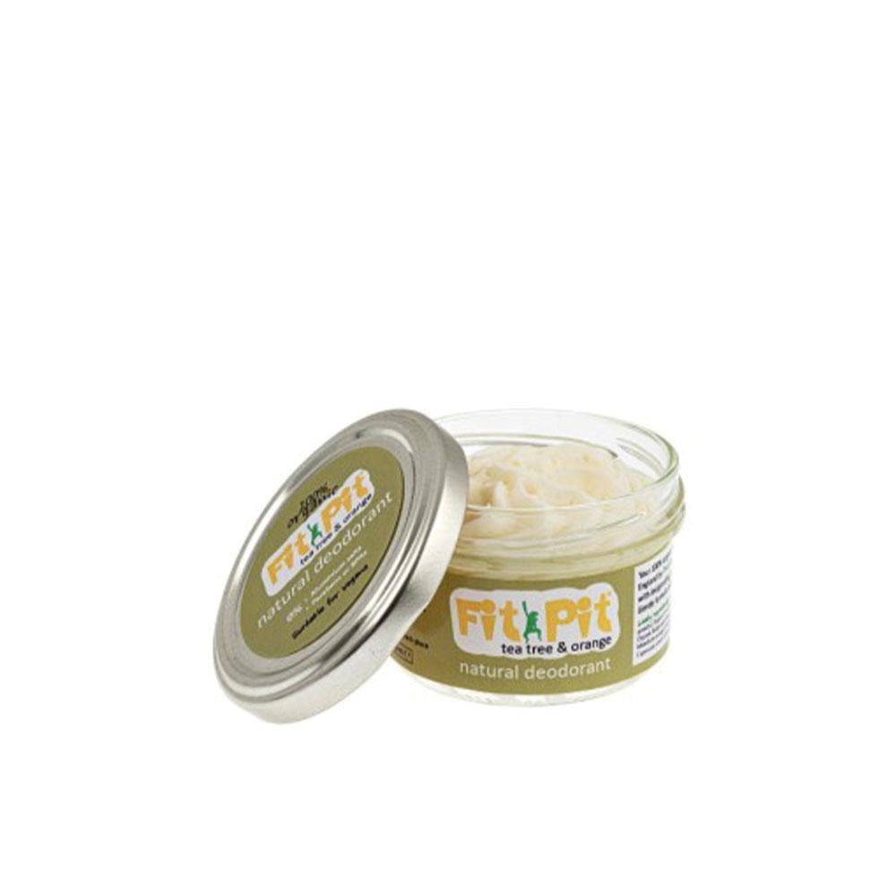 Fit Pit Tea Tree & Orange – Natural Deodorant (25ml/100ml) 25ml